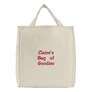 El bolso de Claire de la bolsa de asas de las chuc