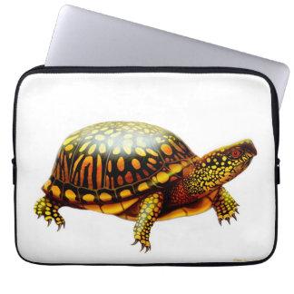 El bolso de la electrónica de la tortuga de caja funda portátil