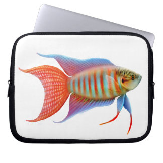 El bolso de la electrónica de los pescados del funda portátil