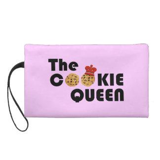 El bolso de la muñeca de la reina de la galleta