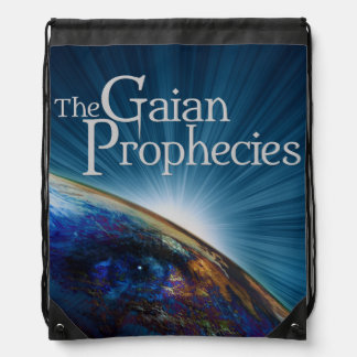 El bolso de lazo de las profecías de Gaian Mochila