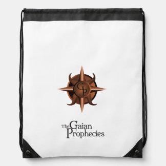 El bolso de lazo del escudo de las profecías de mochila