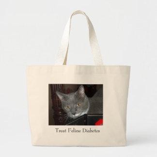 El bolso de Tristan, trata la diabetes felina Bolsas