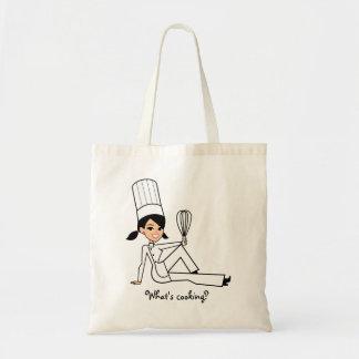 El bolso del cocinero