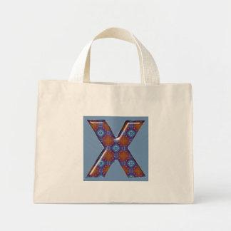 El bolso del fichero de X Bolsa Tela Pequeña