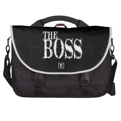 El bolso del ordenador portátil de Boss Bolsa De Ordenador