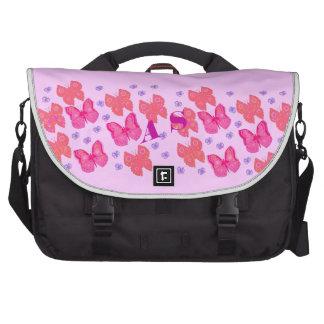 El bolso del ordenador portátil del viajero, perso bolsas de portátil