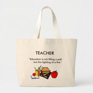 El bolso del profesor bolsa