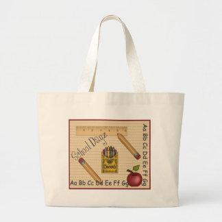 El bolso del profesor de Dayz de la escuela Bolsas