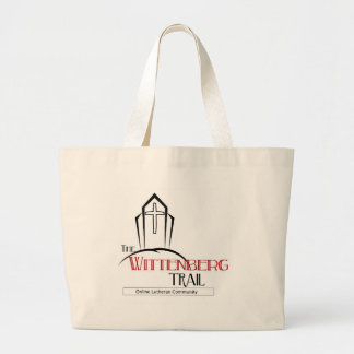 El bolso del rastro de Wittenberg Bolsa Tela Grande
