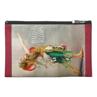 El bolso del viaje de Russes del ballet