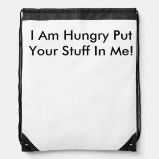 El bolso hambriento mochilas
