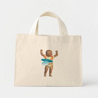 El bolso más grande del bebé de los mundos bolsas