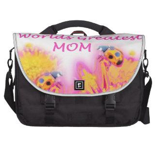 El bolso más grande del ordenador de la mamá de lo bolsas para ordenador