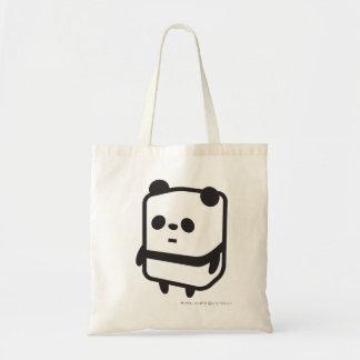 El bolso - panda de la caja - más colorea bolsa tela barata