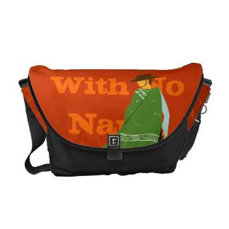 El bolso sin nombre bolsa de mensajeria