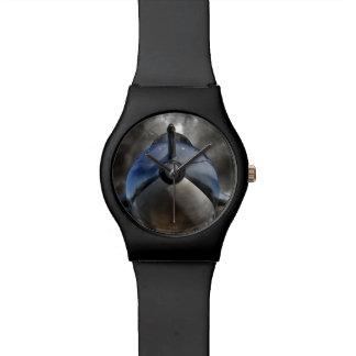 El bombardero reloj de mano