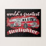 El bombero más grande del mundo rompecabeza