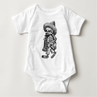El Borracho Baby Bodysuit