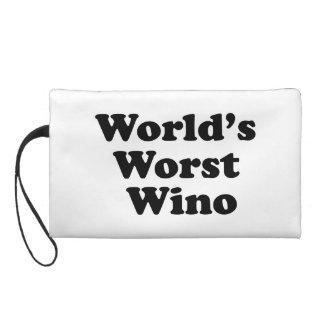 El borracho peor del mundo