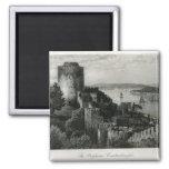 El Bosphorus, Constantinopla Imán Cuadrado