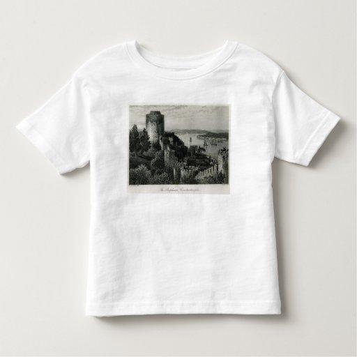 El Bosphorus, Constantinopla Playera De Bebé