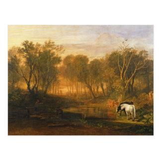 El bosque de la cebada, c.1808 tarjetas postales