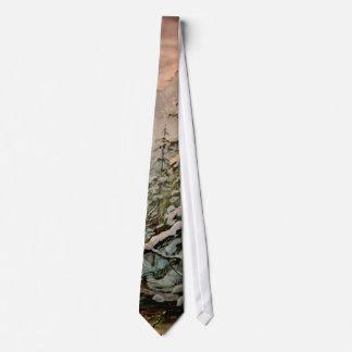 El BOSQUE de SHARON SHARPE Corbatas Personalizadas