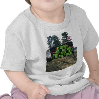 El bosque Fart Camisetas