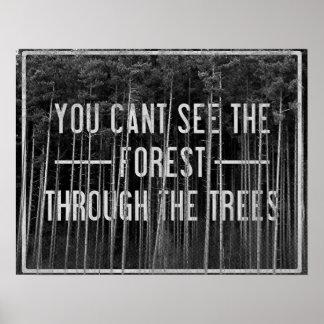 El bosque póster