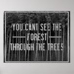 El bosque posters