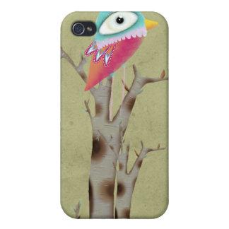 El bosque todavía sobrevive iphone acogedor de las iPhone 4 fundas