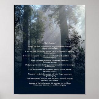 El bosque y Sun lo hacen de todos modos