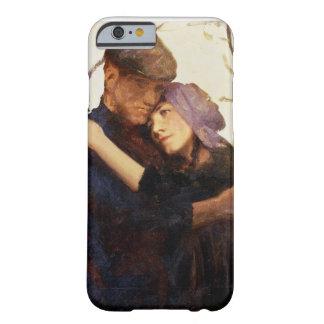 """El bosquejo para """"Betrothed"""" (el aceite en lona) Funda De iPhone 6 Barely There"""