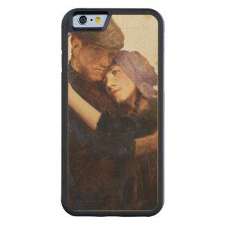 """El bosquejo para """"Betrothed"""" (el aceite en lona) Funda De iPhone 6 Bumper Arce"""
