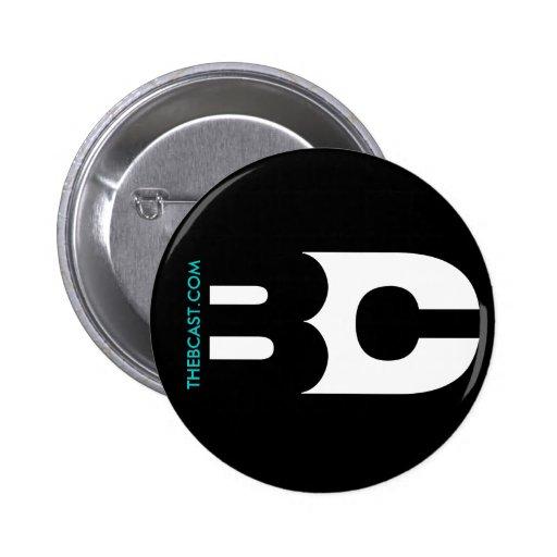 El botón de Avatar del B-Molde - trullo Pin