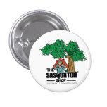 El botón de la tienda de Sasquatch Pins