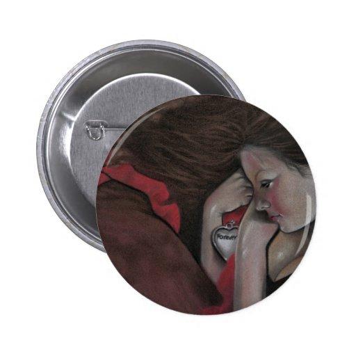 El botón del Locket Pins
