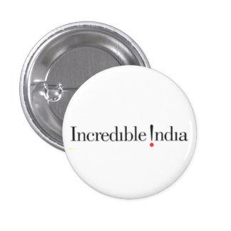 El botón increíble de la India Pins