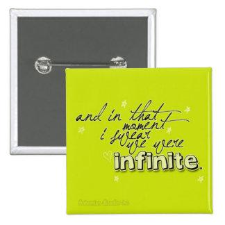 """El botón """"infinito"""" de las gratificaciones pins"""