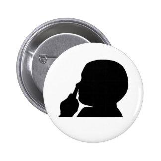 El botón original pin