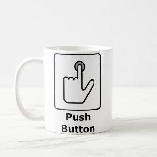 El botón/recibe el tocino tazas