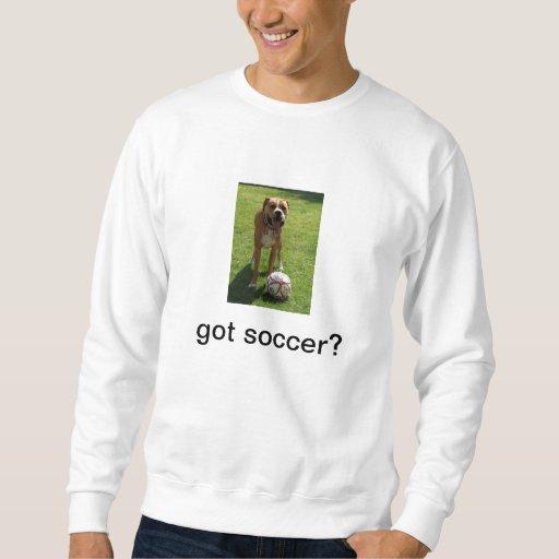 ¿El boxeador ama el fútbol - fútbol conseguido? Jersey