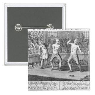 El boxeador Bruis'd, o, el Saber-Unos Pins