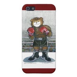 El boxeador iPhone 5 fundas