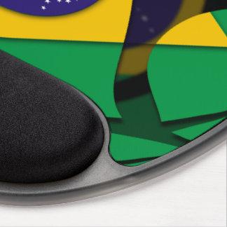 El Brasil 1 Alfombrillas Con Gel