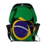 El Brasil #1 Bolsa De Mensajeria