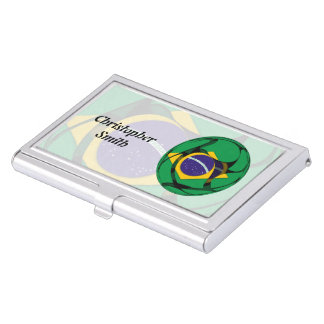 El Brasil 1 Caja De Tarjetas De Negocios