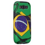 El Brasil 1 Galaxy SIII Cobertura