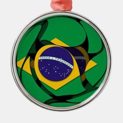 El Brasil 1 Ornamento De Reyes Magos